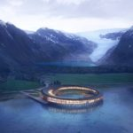 "Snøhetta designs ""Svart"" the World's First Energy Positive Hotel Concept above the Arctic Circle"