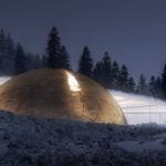 Snøhetta designs planetarium and visitor center for Solobservatoriet