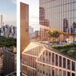 Snøhetta designs residential building at 50 West 66th Street in Manhattan