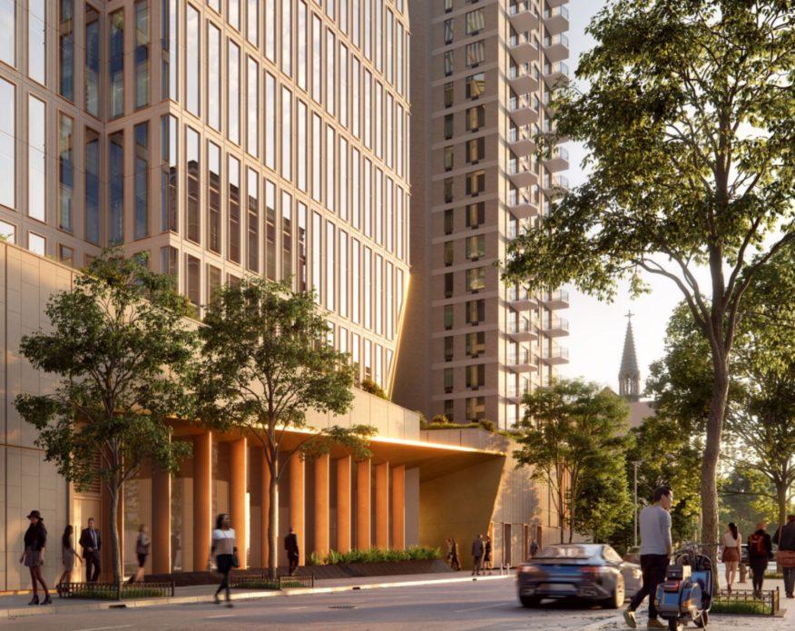 50 West 66th Street in Manhattan