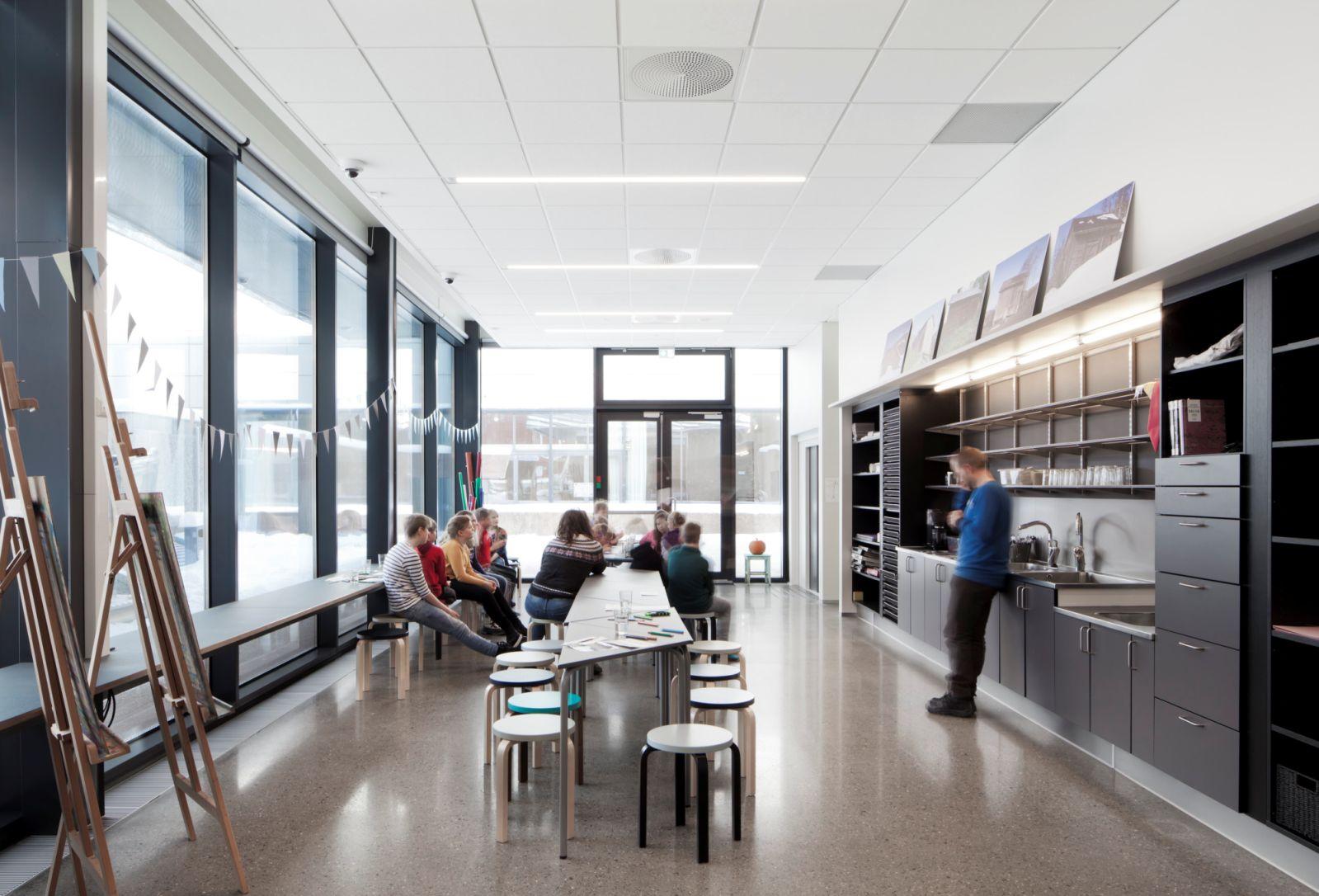 Lillehammer Art Museum and Lillehammer Cinema