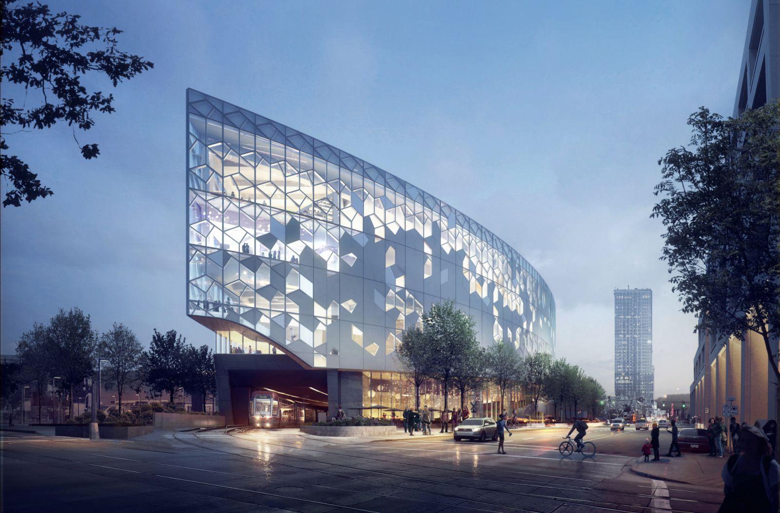 Snøhetta named Wall Street Journal Magazine's 2016 Architecture Innovator of the Year