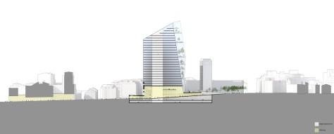 redevelopment of state government complex in Oslo