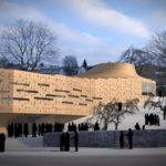 Snøhetta wins competition for new Ulstein Church