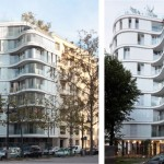Social Housing in Avenue de Saxe by ECDM Architectes