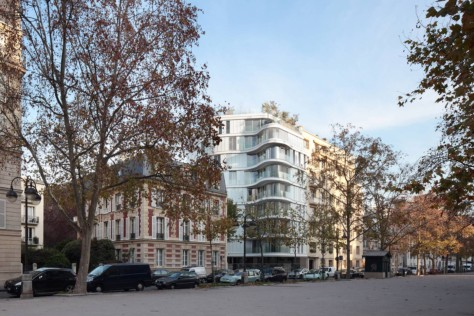 Social Housing in Avenue de Saxe