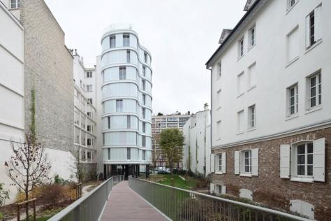 Social Housing in Avenue de Saxe