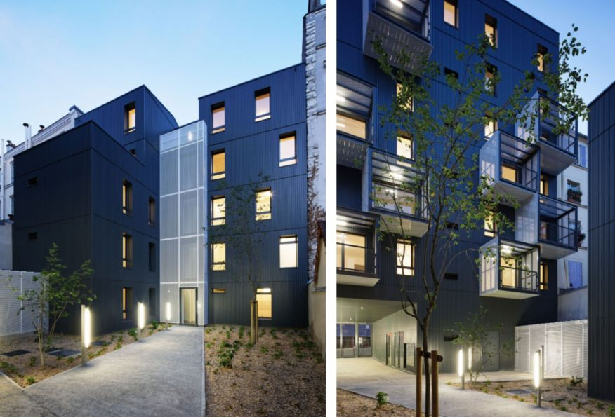 Social Housing in Paris