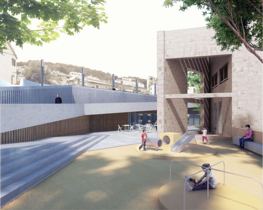Social and Cultural Centre of Gènova