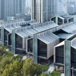 Soho Fuxing Lu, Shanghai by gmp architekten