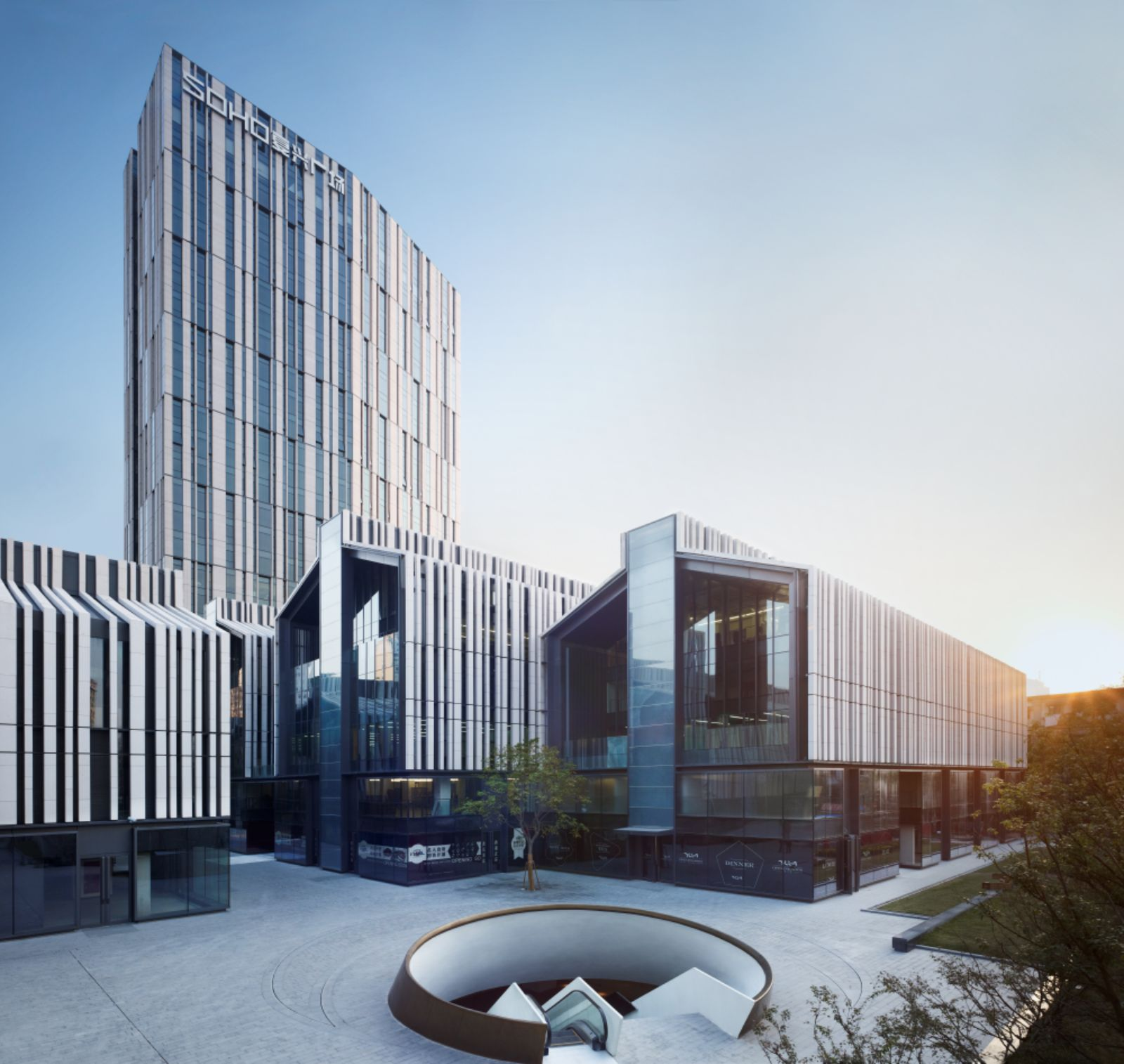 Soho fuxing lu shanghai by gmp architekten 05 - Soho architekten ...