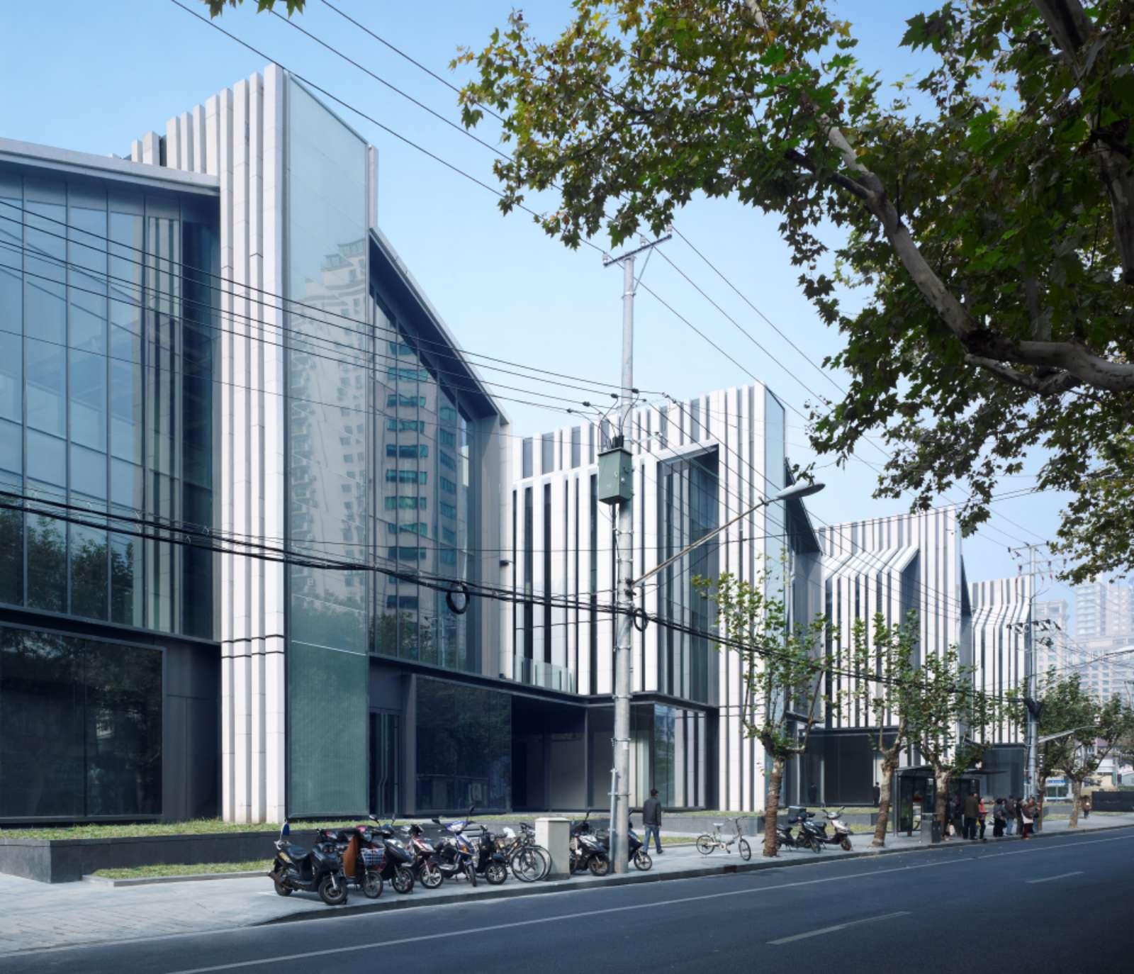 Soho fuxing lu shanghai by gmp architekten 07 - Gmp architektur ...