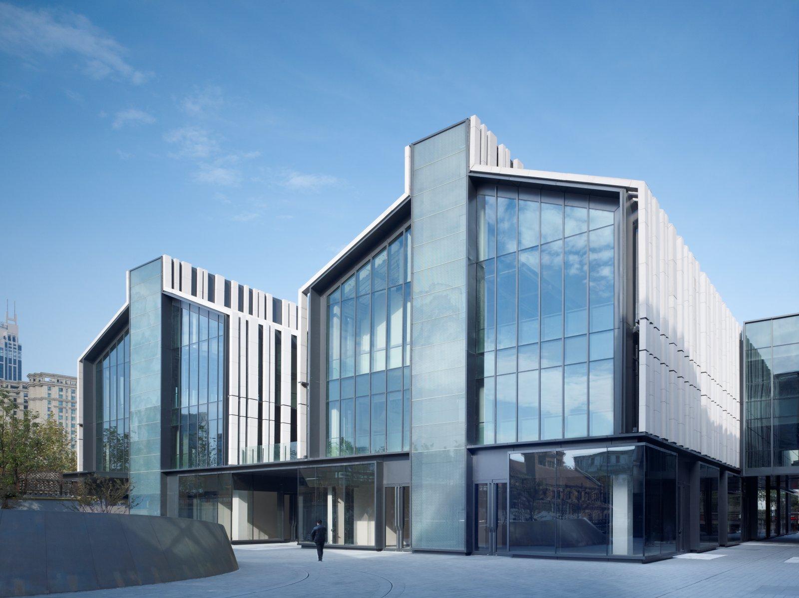 Soho fuxing lu shanghai by gmp architekten 08 a as - Gmp architektur ...