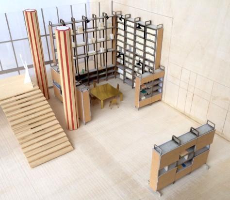 Southbank Centre Archive Studio