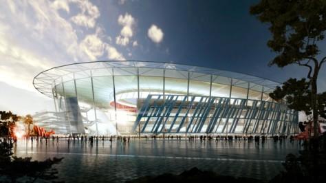 Stadium of Rome