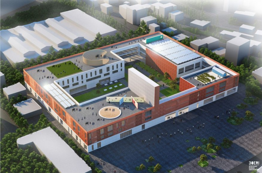 new public schools