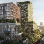 Stefano Boeri Architetti won the competition for Hawthorn Tower
