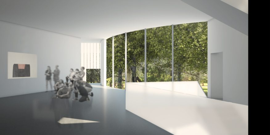 New Winter Visual Arts Center