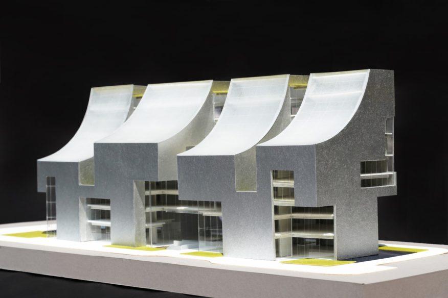 new hybrid building in Beijing