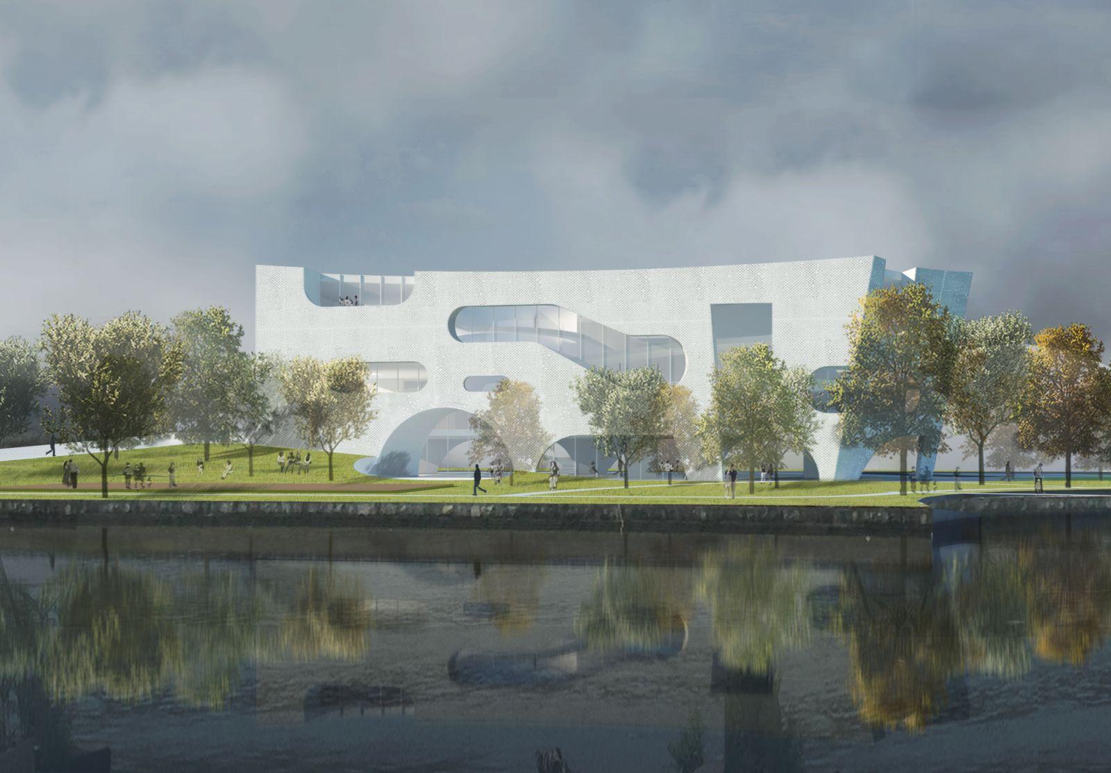 Shanghai Cultural and Health Center