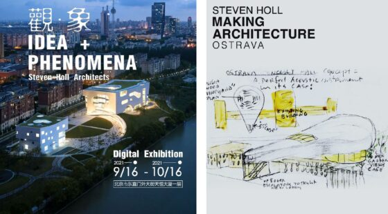 Steven Holl Architects exhibitions