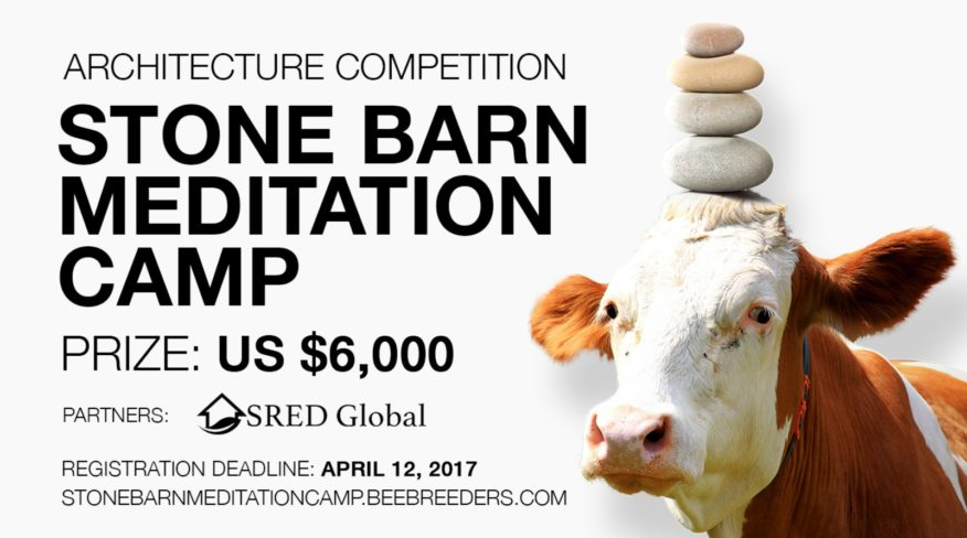 Stone Barn Meditation Camp architecture competition