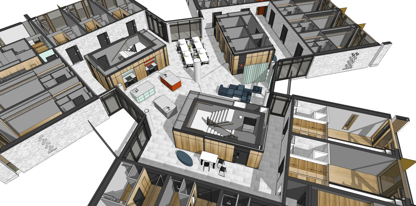 Student Housing for the University of Southern Denmark