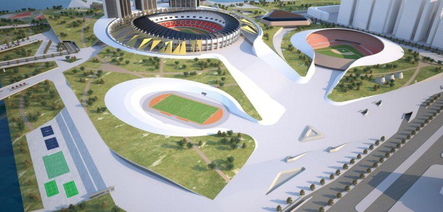 Jamsil Sports Hub