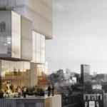 Studio Seilern Architects unveils design for a Skyscraper in New York