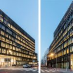 Studioninedots and Ateliers 115 complete office complex on the Seine YOU Paris