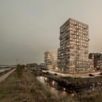 Studioninedots completes residential complex on Zeeburger Island