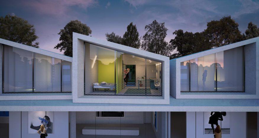 Modular Building System Vale de Cambra