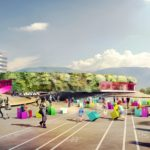 Suncheon International Architecture competition by Daniel Valle