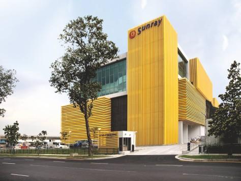 Sunray Headquarters