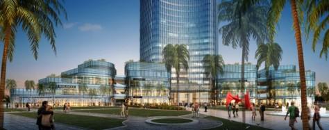 Sunshine Insurance Finance Plaza