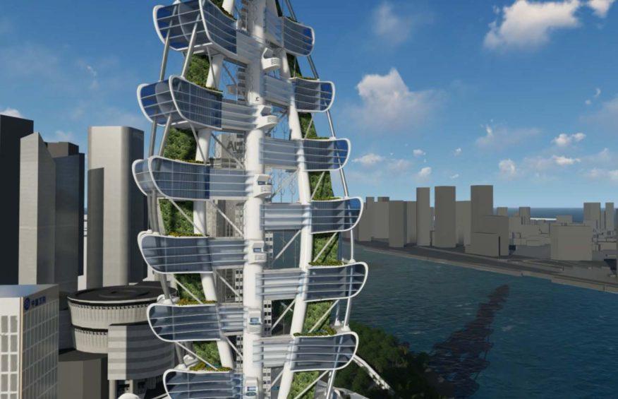 Super Green Building