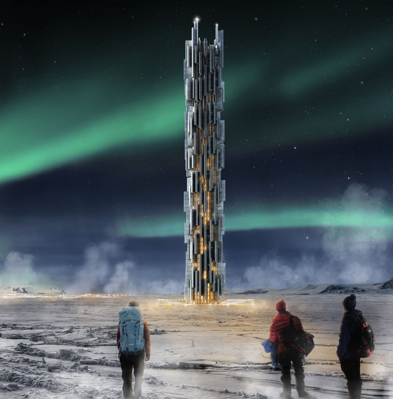 Sustainable Data Center in Iceland