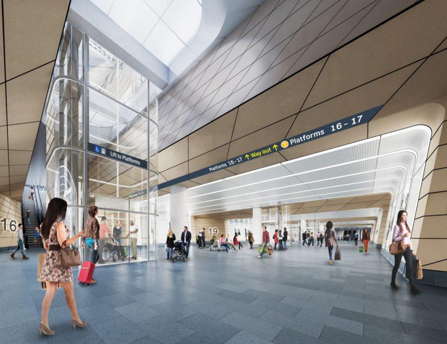 Sydney Metro's Central Station