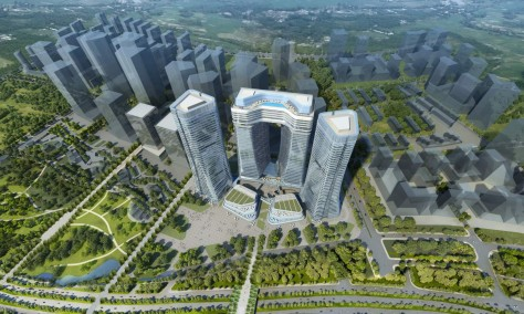 Xiamen Cross Strait Financial Centre
