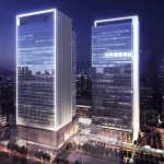 Break ground TGMM Shibaura Project by KPF