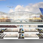 Foster + Partners responded to the UK Airports Commission's for third runway at Heathrow
