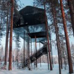 The 7th Room Treehotel by Snøhetta
