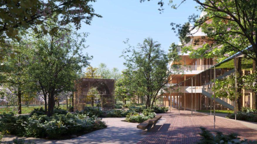 Nanterre Arboretum