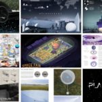 The Awarded Projects from Eleven's International Planetarium Competition