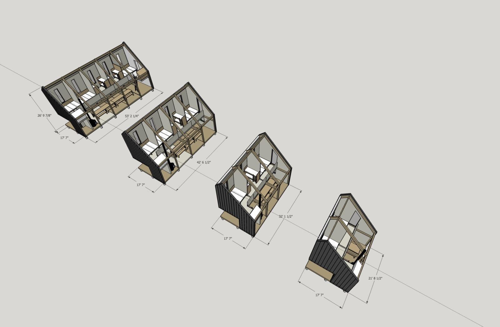 the backcountry hut company by leckie studio architecture and design 07 a as architecture. Black Bedroom Furniture Sets. Home Design Ideas
