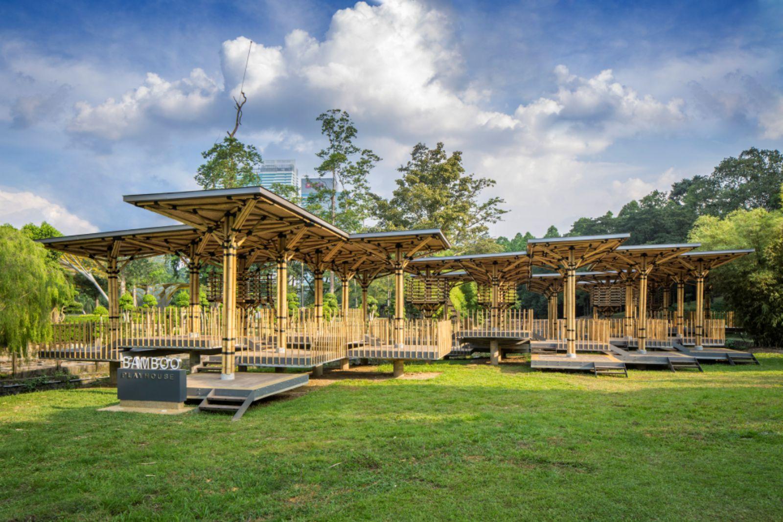 The Bamboo Playhouse