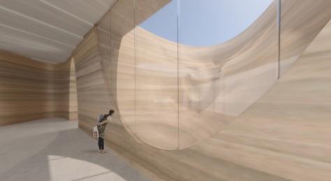 The Bamiyan Cultural Center