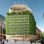 The Botanic Center Bloom by Vincent Callebaut Architectures