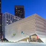 Next open for The Broad Museum in Los Angeles