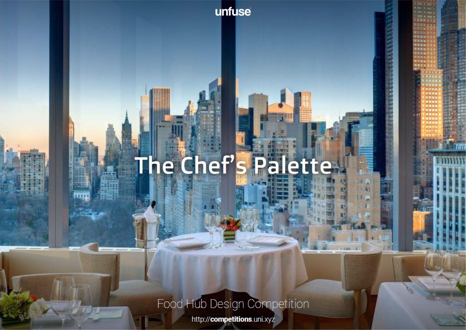 Chef's Palette